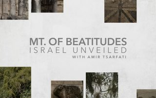Premier of MT. of Beatitudes