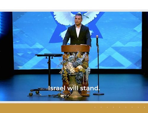 Israel Will Stand