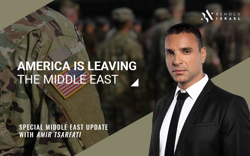 Middle East Update: America is Leaving the Middle East