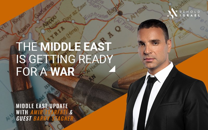 The Middle East is Getting Ready for a War