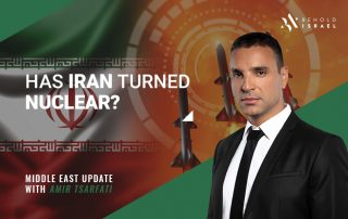 Middle East Update: Has Iran Turned Nuclear? Banner