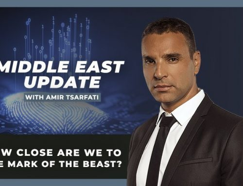 Amir Tsarfati: How Close are we to the Mark of the Beast