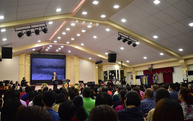 Praise Revival Center, Davao City, Philippines