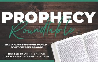 Prophecy Roundtable - Life in a post-rapture world... Don't get left behind!
