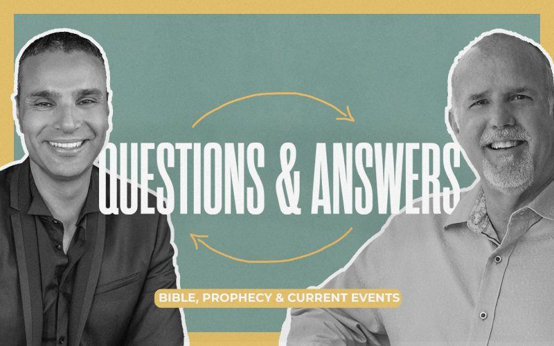 Questions & Answers with Amir Tsarfati and Barry Stagner