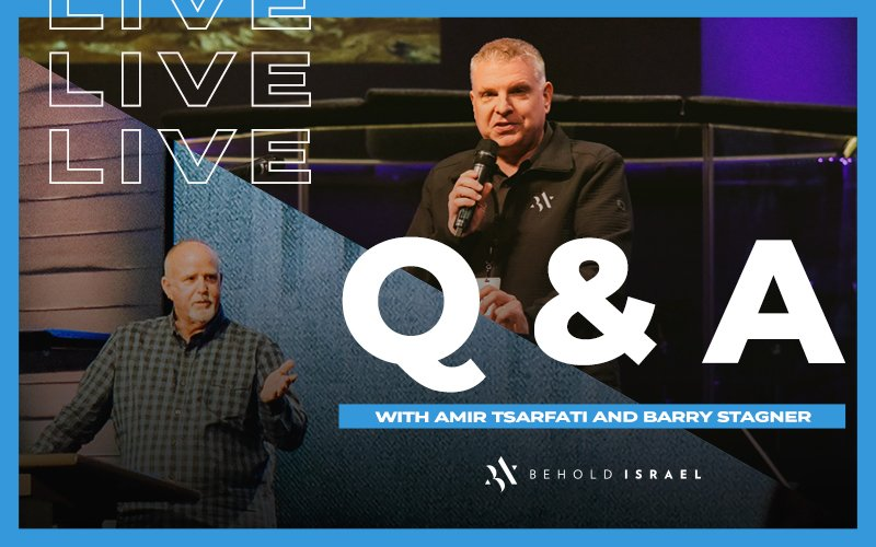 Live Q & A with Pastors Mike Golay and Barry Stagner