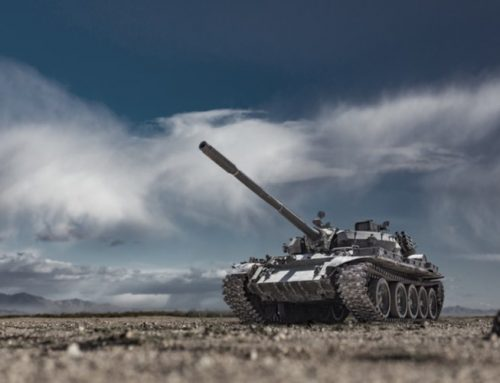 In Military Deal with US, Israel's 'Rafael' Provides Unmatched Protection Technology for Tanks