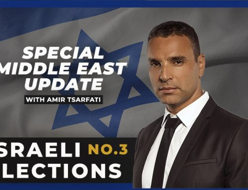 Special Update: Israeli Elections No. 03