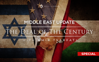 Special Middle East Update: The Deal of the Century