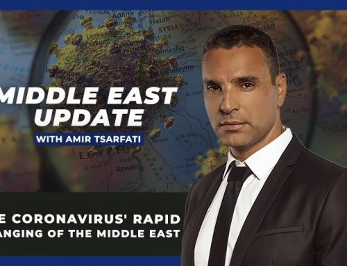 The Coronavirus' Rapid Changing of the Middle East