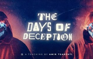 The Days of Deception Banner