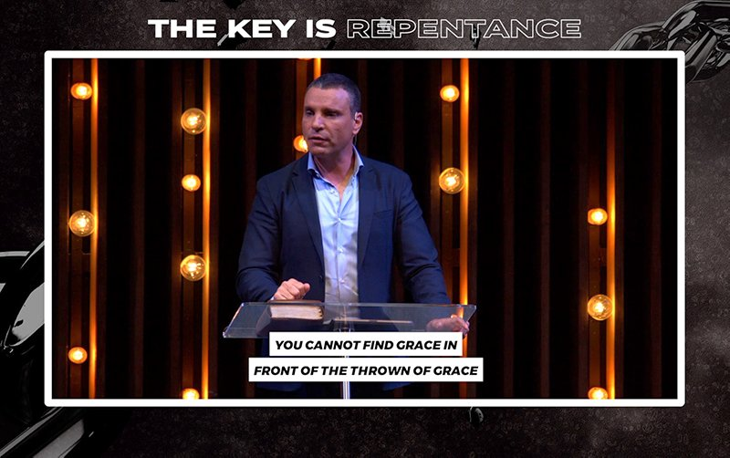 The Key is Repentance