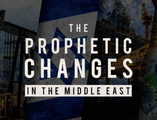 The Prophetic Changes in the Middle East