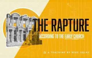 The Rapture According to the Early Church Banners