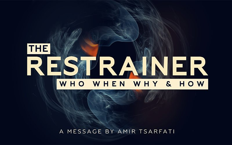 The Restrainer – Who, When, Why and How?