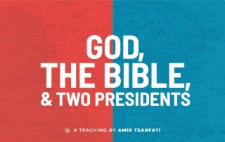 God, The Bible & Two Presidents
