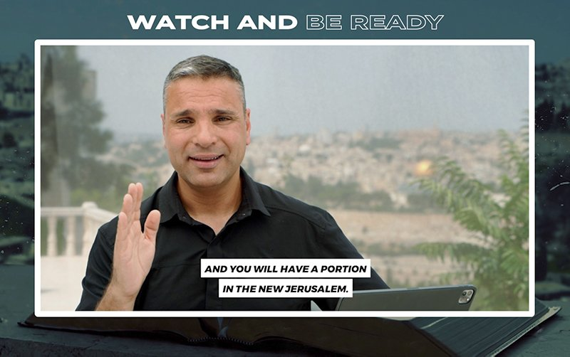 Watch and Be Ready