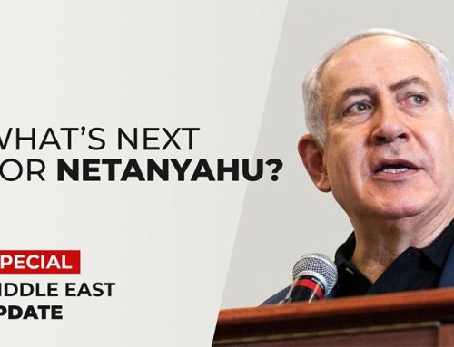 Special Middle East Update: What's Next for Netanyahu?