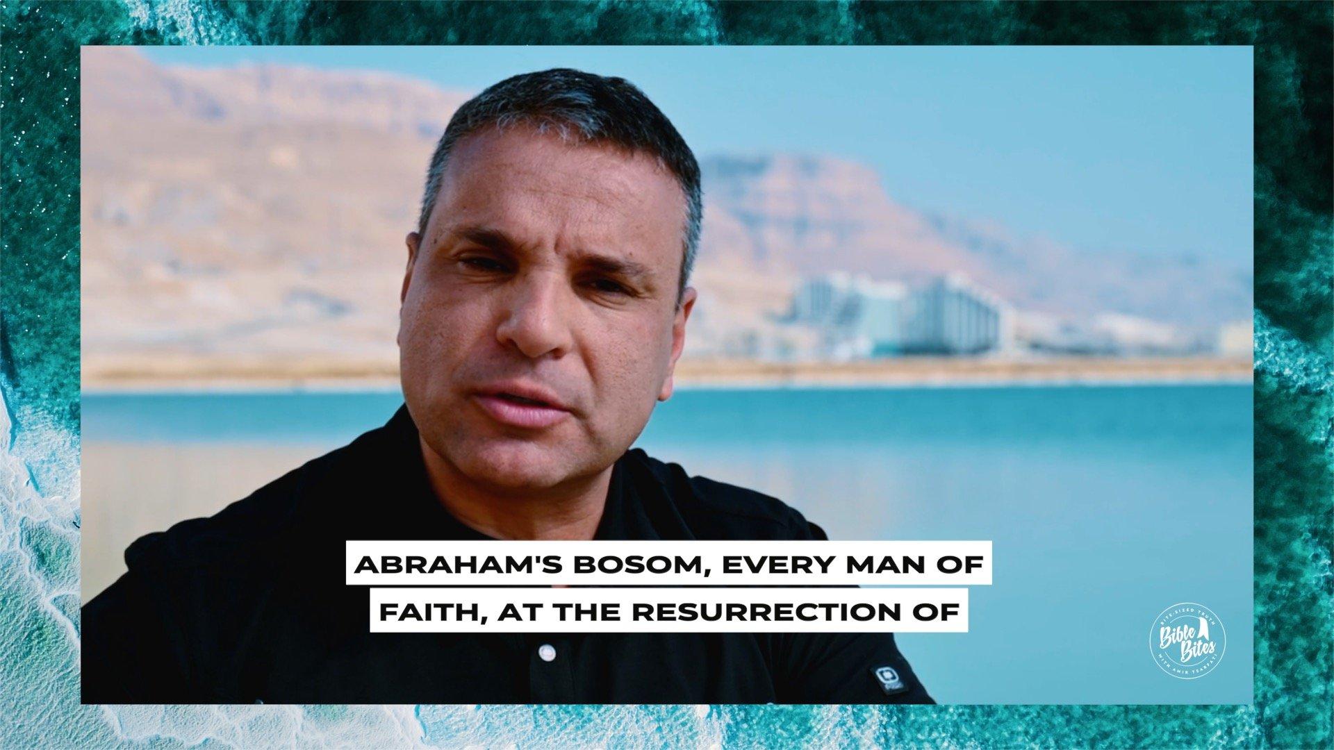 Amir Tsarfati: Where do Believers First go When They Die?