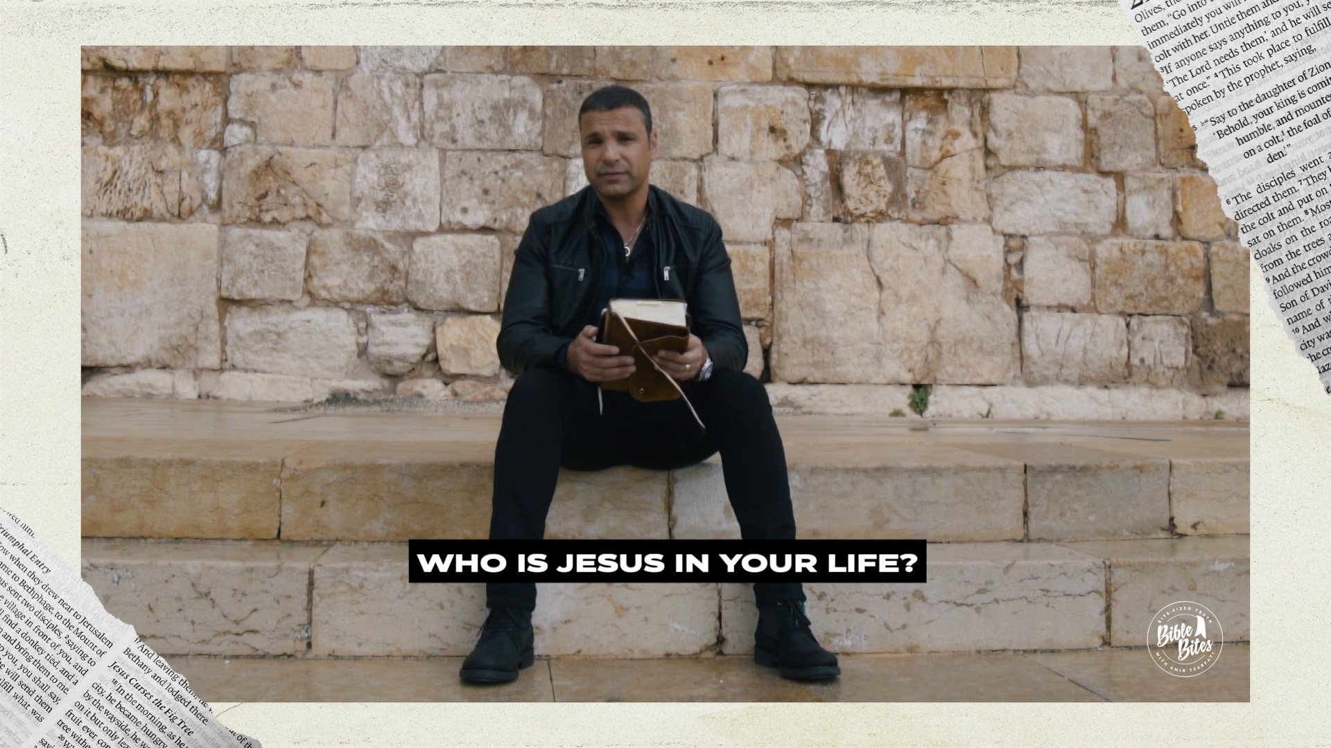 Who is Jesus in Your Life?