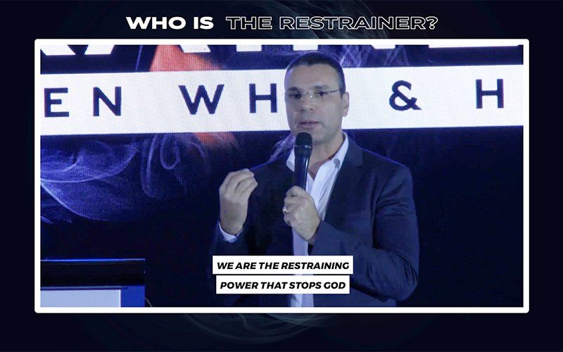 Who is the Restrainer?
