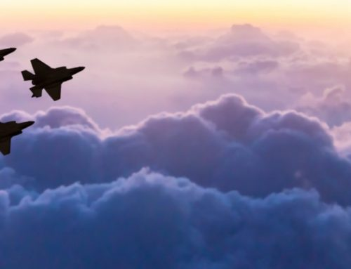 Israeli Air Force Hosts Next-Level Military Drill 'Blue Flag'