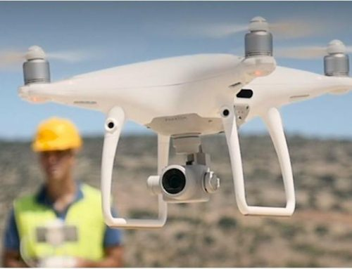 Drones and big data analytics changing the construction industry