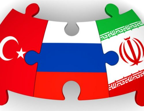 Russia Joins Iran & Turkey in Nur-Sultan to Condemn Israeli Strikes in Syria