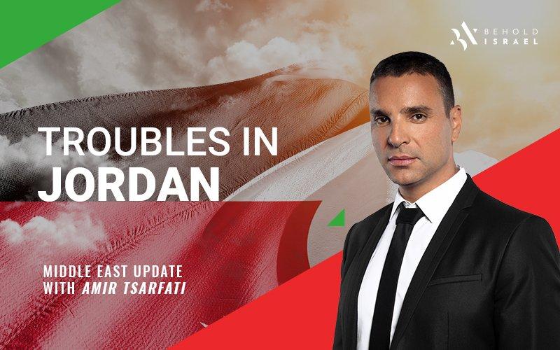 Middle East East Update: Troubles in Jordan