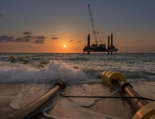 Energean announces natural gas discovery off Israel's coast