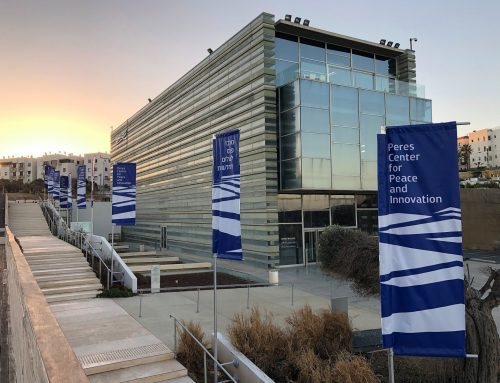 The Peres Center for Peace and Innovation