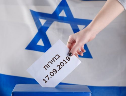 Trump Peace Plan to be Unveiled After Israeli Election