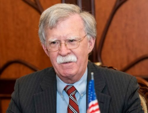 Bolton met with Netanyahu in Jerusalem