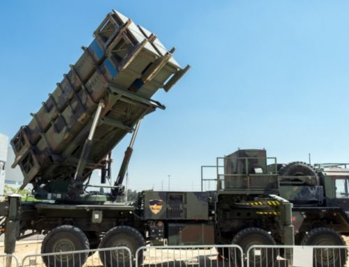 Saudi Air Defense System Stops an Array of Rockets from Houthis in Yemen