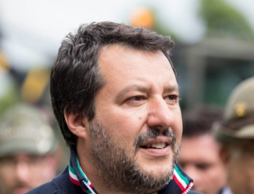 Matteo Salvini Vows to Move Italy's Embassy to Jerusalem if Elected Prime Minister