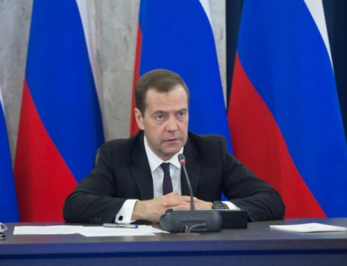 Russian Prime Minister Dmitry Medvedev Submits Resignation to Putin-Raising Questions About Putin's Long-term Agenda