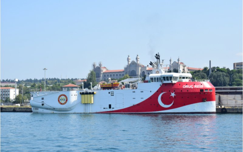 Greece Puts Military on High Alert After Turkish Research Ship Enters Controversial Waters