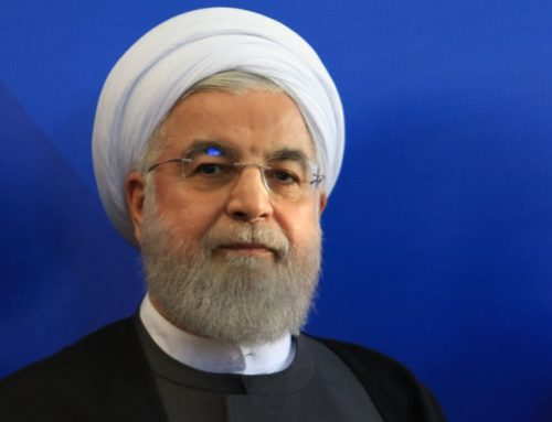Rouhani Vows that Iran Won't Cave to Pressure from US Sanctions
