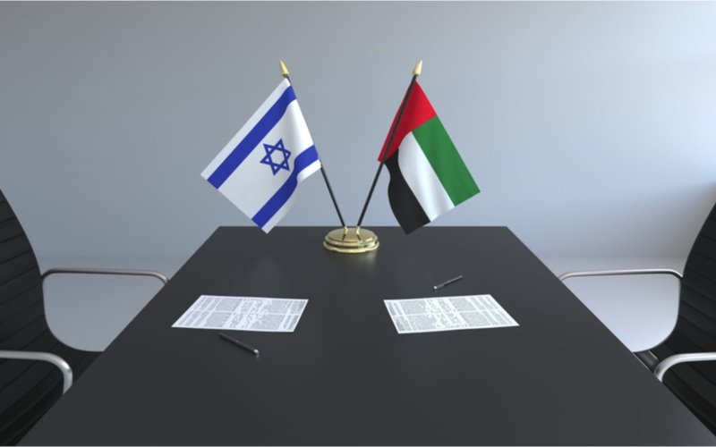 Israel and the United Arab Emirates Announce Official Diplomatic Relationship; Turkey, Iran, and the Palestinians Reject
