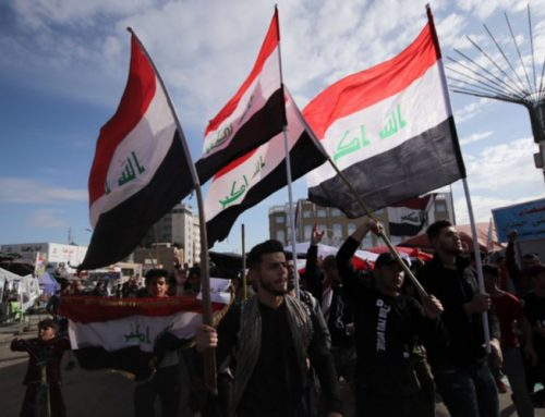 Three Killed and Dozens Injured as Protests Continue in Iraq Overnight
