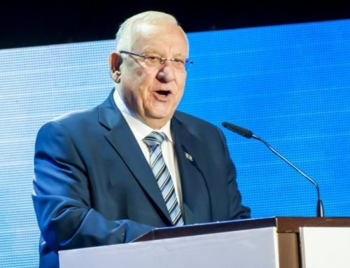 Rivlin: BDS spreads modern blood libels