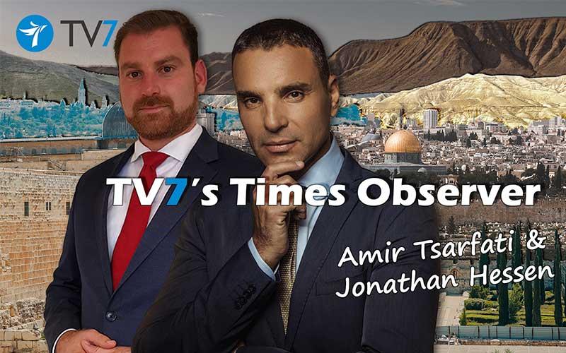 Amir Tsarfati: TV7's Times Observer – Political Instability in Jerusalem